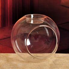 glasscandleholder, Home & Living, Romantic, barpartydecor