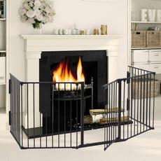 gate, fireplacefencebaby, petfence, Pets