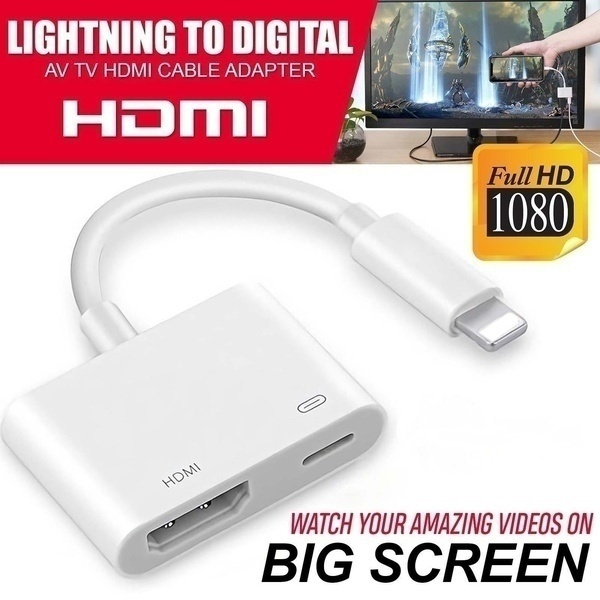 hdmiswitch, ipad, iphone 5, iphone adapter