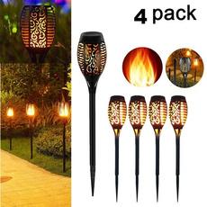 solartorchlight, Outdoor, led, Garden