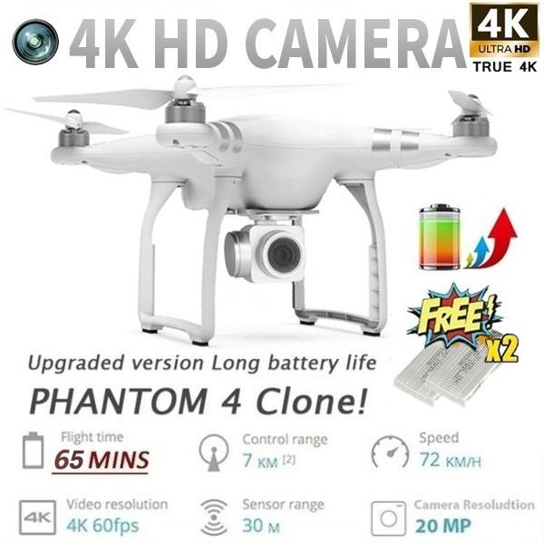 Quadcopter, Lana, Remote Controls, phantom4pro