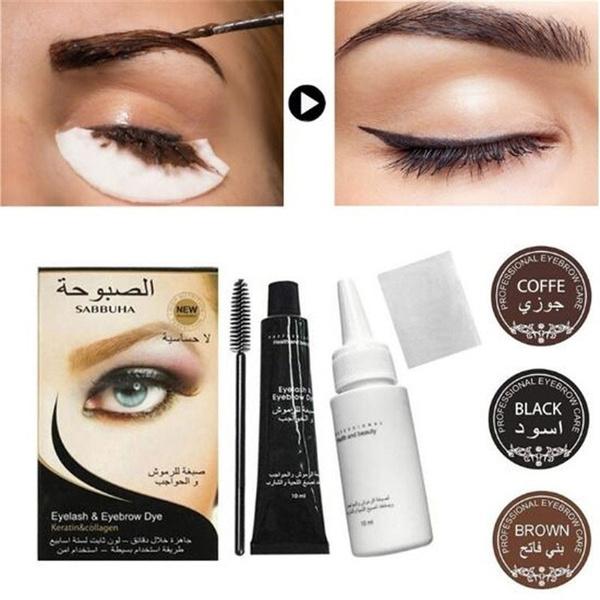 Eyelashes, eyebrowcream, eyebrowdyeing, eyebrowpowder
