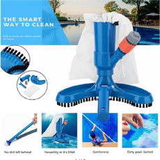 Spa, poolcleaner, wallbrush, cleaningbrush