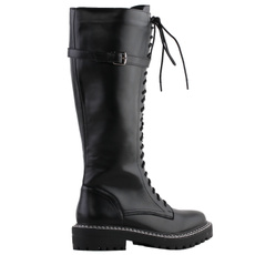 Combat, Womens Shoes, Buckles, Boots