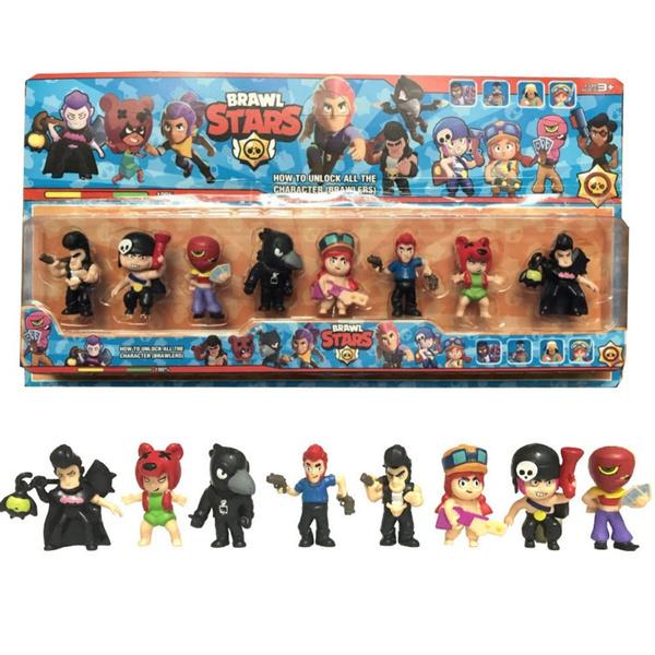 brawlstartoy, Collectibles, brawlstarsdoll, Toy