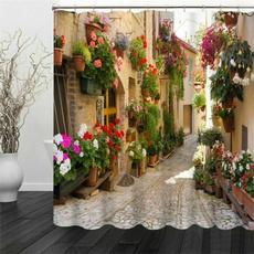 toiletdecoration, Bathroom, Polyester, Shower