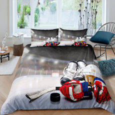 King, cutecomforterset, Winter, teensbeddingset