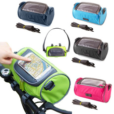 Mountain, Touch Screen, Bicycle, bikehandlebarbag
