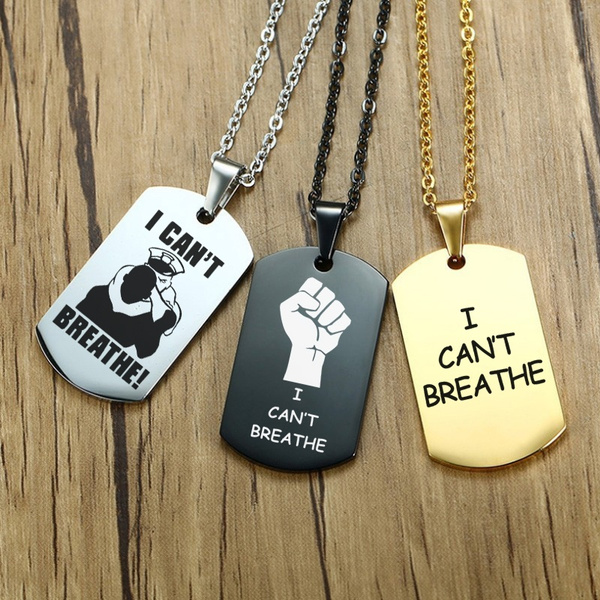 Hip Hop, Steel, Jewelry, tagpendant