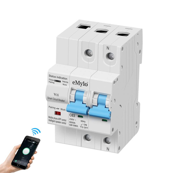 iotairswitch, circuitbreaker, amazonalexa, wifi
