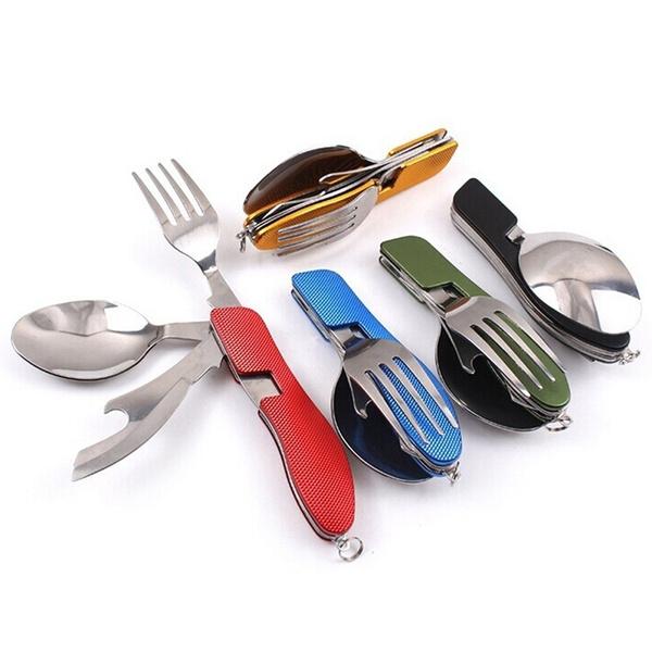 spoonfork, Outdoor, Multi Tool, camping