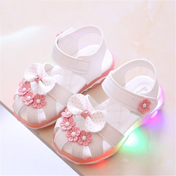 Baby Toddler Girls Summer Flower Cute