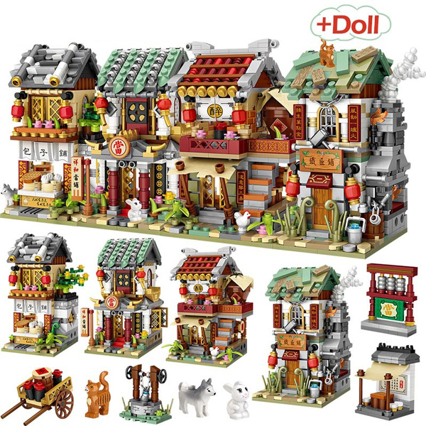 buildingblocktoy, Toy, Gifts, Mini