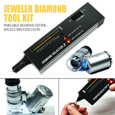 diamondtestertool, gemstonetester, led, Jewelry