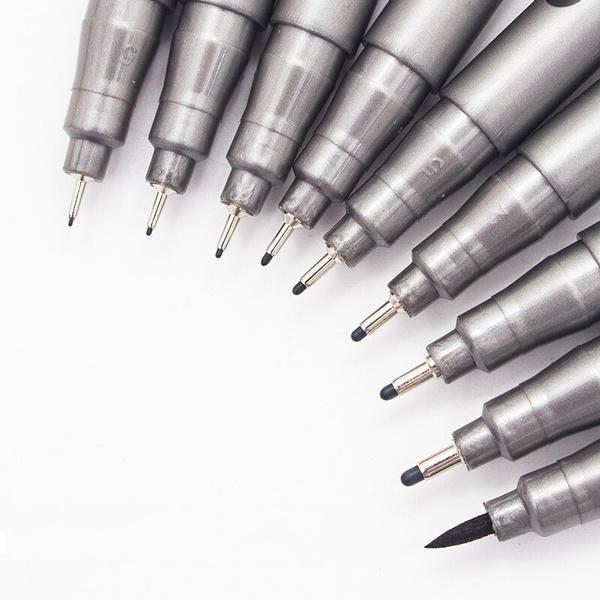 studentsupplie, gelink, sketchingpen, Pen