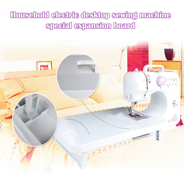 Mini, extensiontable, expansionboard, sewingappliance