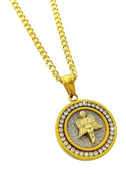 Cubic Zirconia, Necklaces Pendants, Jewelry, gold