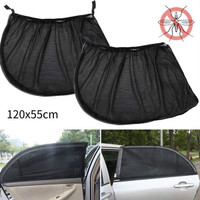 Protects from Sun Burn Large Rear Side Window Car Sun Shade for Side Window Heats and UV Rays TDTOK Universal Car Window Sun Shade Rear Side 2 Pack