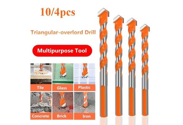 Multifunctional Drill Bits Ceramic Glass Punching Hole Working Sets 100/%