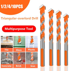 highspeedsteeldrillbit, trianglehandle, Triangles, Tool