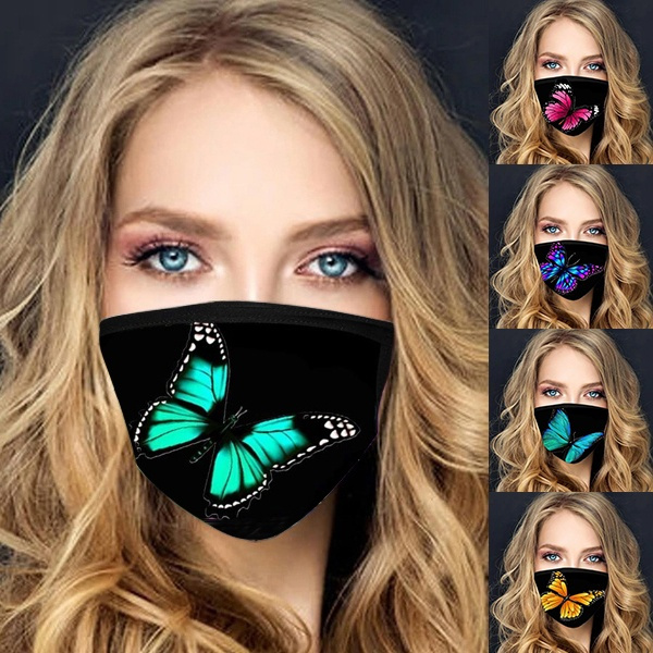 butterfly, artist, Breathable, 3dmask