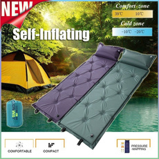 sleepingbag, inflatablebed, Outdoor, camping