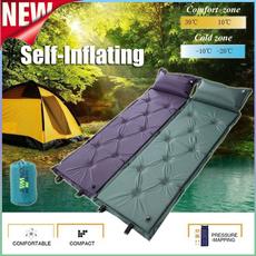 sleepingbag, inflatablebed, Outdoor, camping