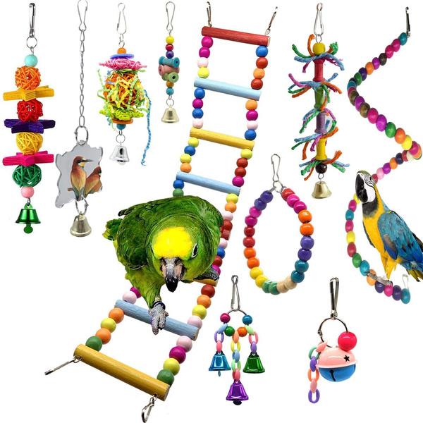 Toy, chewtoy, hammock, Bell