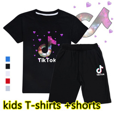 Summer, Shorts, kids clothes, Sleeve
