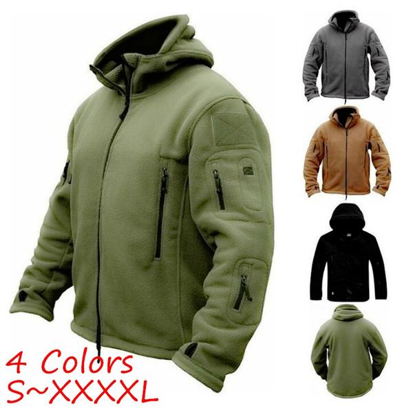 Fleece, Outdoor, Winter, Fashion Hoodies