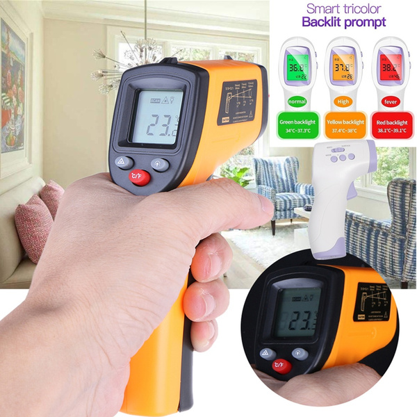thermometerinfrared, handheldinfraredthermometer, thermometergun, Battery