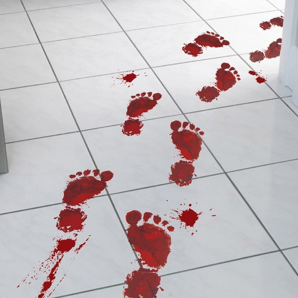 Decor, floorcling, partydecor, Stickers