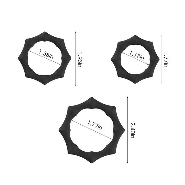 delayring, Set, Design, Ring