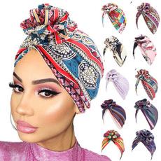 muslimcaphijabforwomen, womenmuslimcap, Elastic, turbanhat