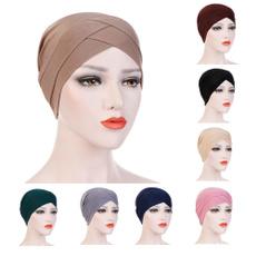 Cotton, headcap, muslimfashion, Fashion