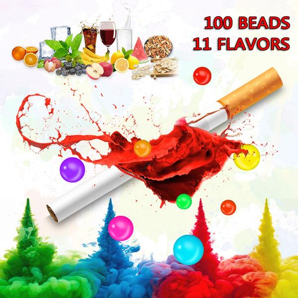 cigaretteholderfilter, fruitflavorcigarette, Cigarettes, burstbeadcigarette