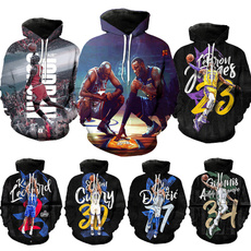 Basketball, Star, hooded coat, Sports & Outdoors