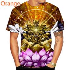 Fashion, polyestertshirt, saintseiyatshirt, roundnecktshirt