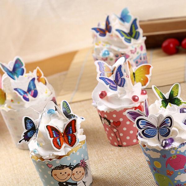 birthdaycake, Butterflies, caketopper, Wedding