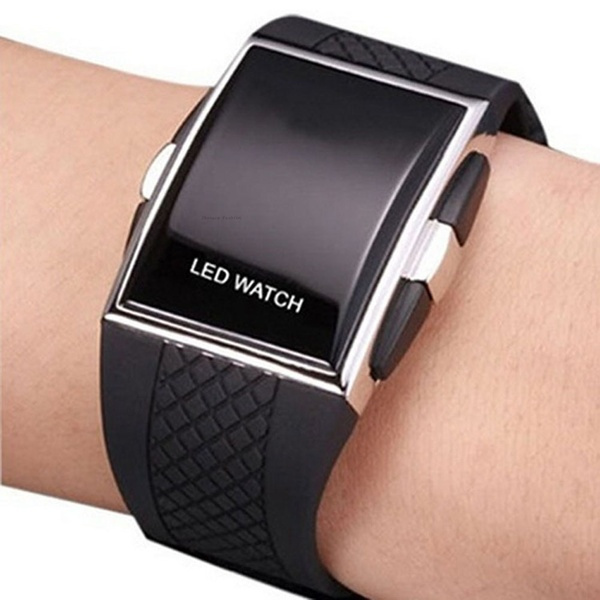 Fashion, led, personalitywatch, unisex