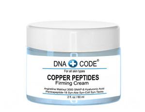 creamargireline, pentapeptide, Magic, Copper