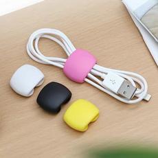 earphonelinetidyholder, cableclip, Consumer Electronics, chargercordorganizer