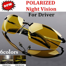 Fashion, UV400 Sunglasses, nightvisionsunglasse, drivingsunglasse