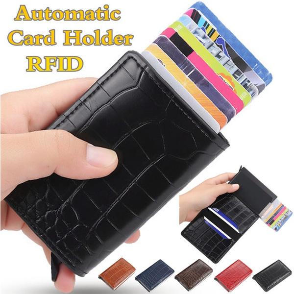 cardpackage, rfidwallet, slim wallet, leather wallet