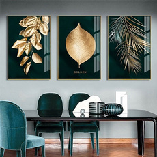 canvasart, Home Decor, canvaspainting, gold