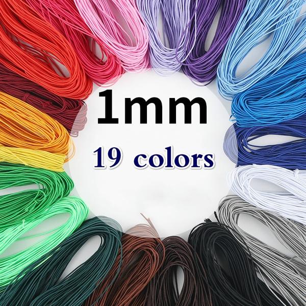 costura, elasticrope, Knitting, roundelastic