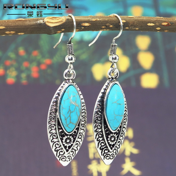 Turquoise, Jewelry, Gifts, Earring