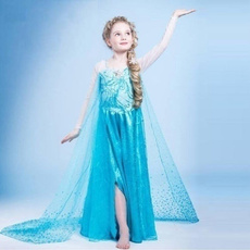 Cosplay, Lace, Frozen, Cosplay Costume