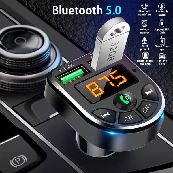 Transmitter, bluetoothhandsfree, usb, charger
