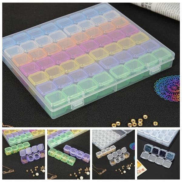 Storage Box, case, Nail Art Accessories, storageorganizer